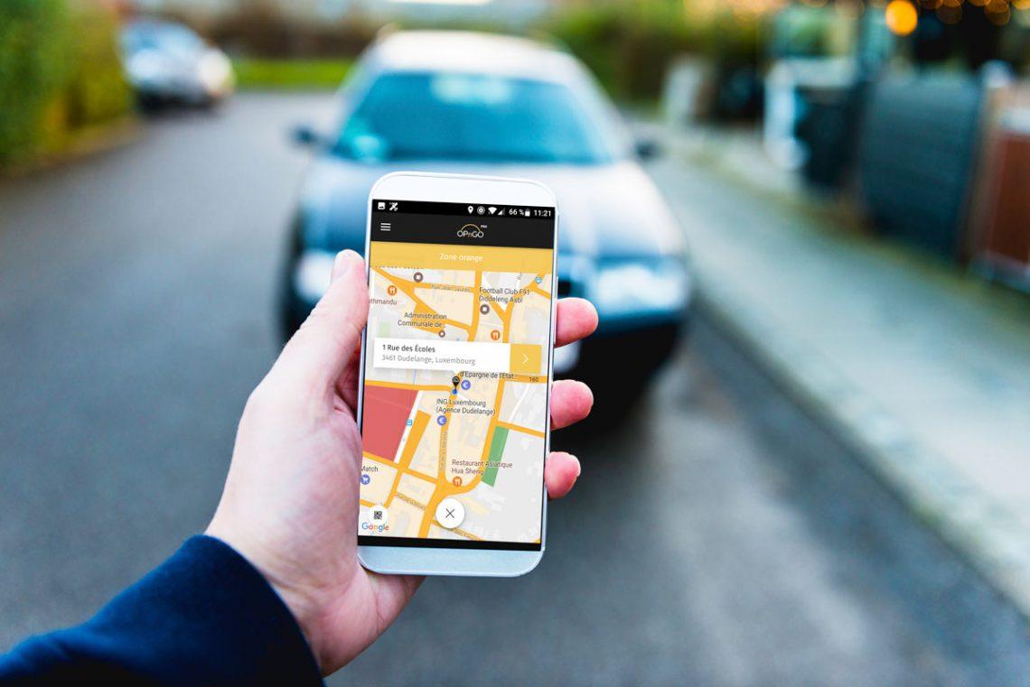 a dudelange payez votre stationnement avec votre smartphone on dirait le sud. Black Bedroom Furniture Sets. Home Design Ideas