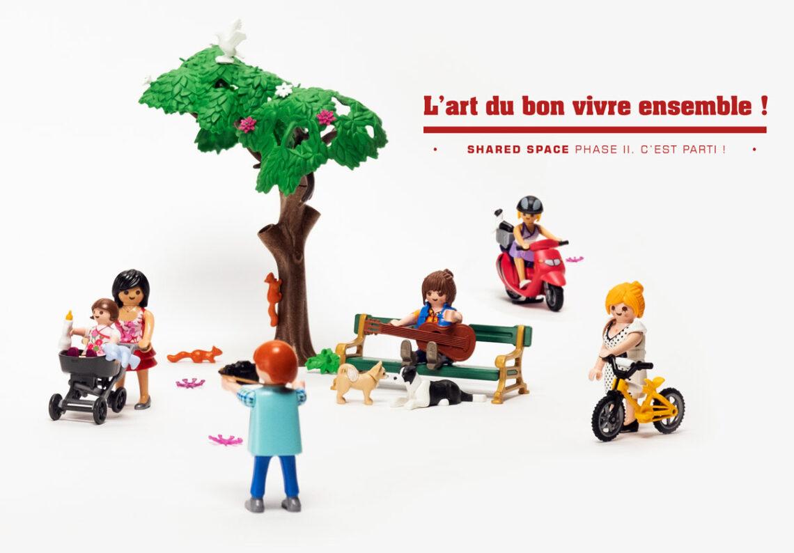 Vivre Dans Les Travaux shared space : c'est parti pour la 2e phase des travaux !